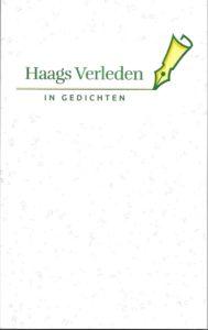 20 Haags verleden in gedichten - omslag